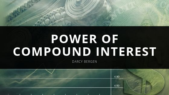 Financial Advisor, Darcy Bergen Explains the Power of Compound Interest