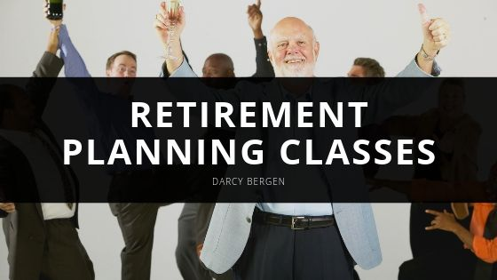 Financial Advisor, Darcy Bergen Holds Retirement Planning Classes